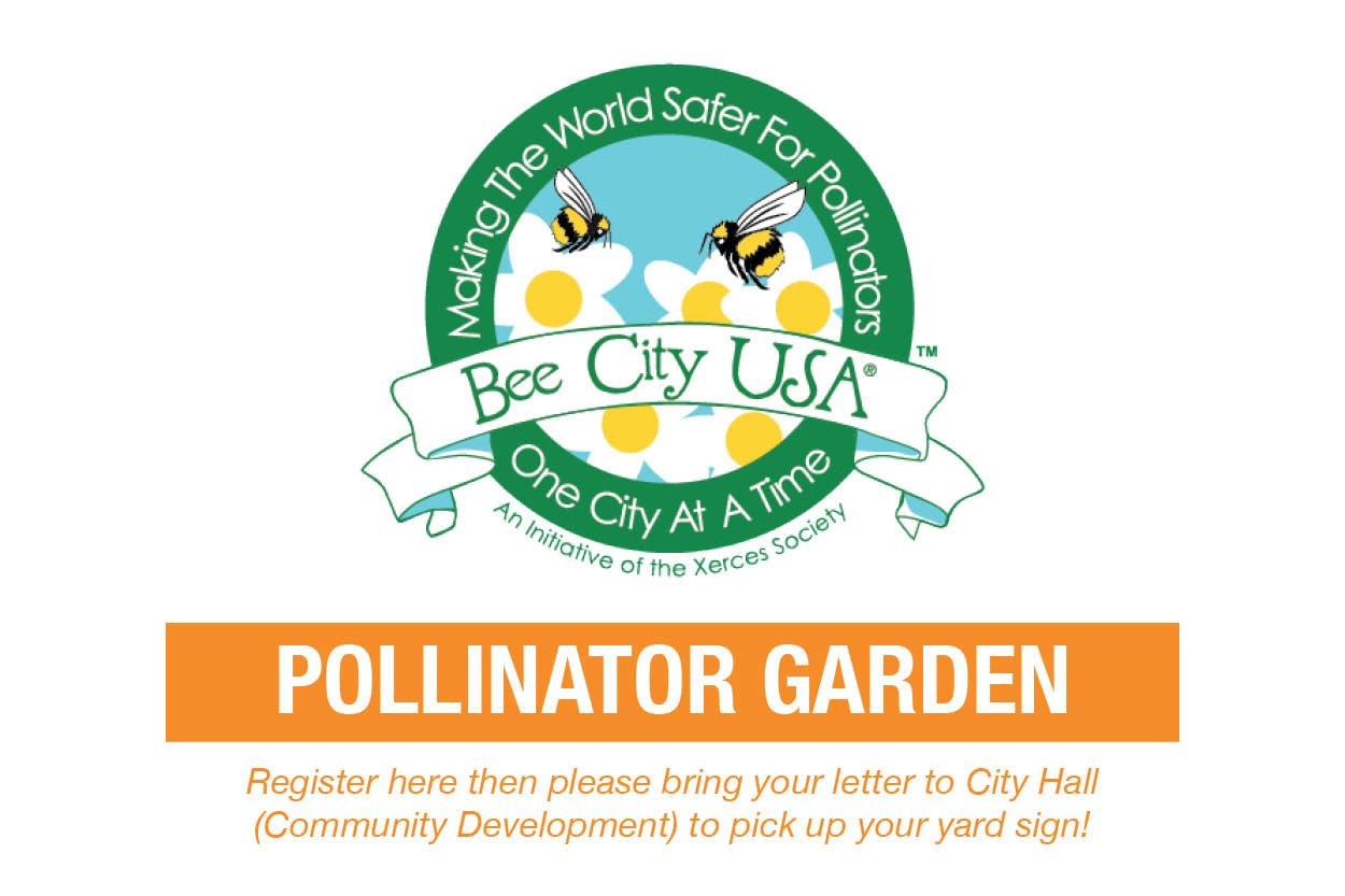 Bee City USA Pollinator Garden