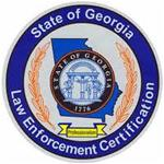 GA State Certification Seal