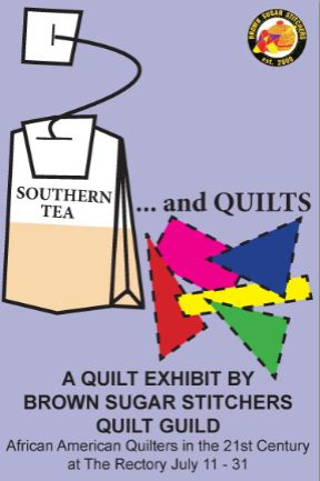 Southern Tea and Quilts